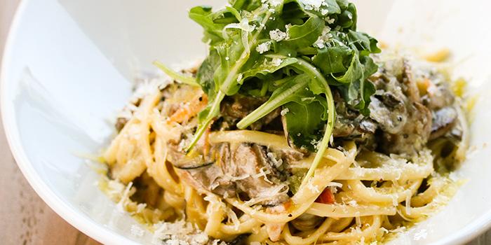 Grub-Mushroom-Pasta