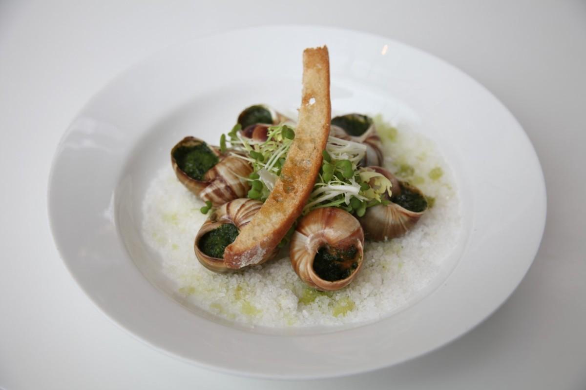 GREEN Garlic Butter Bourgogne Snails