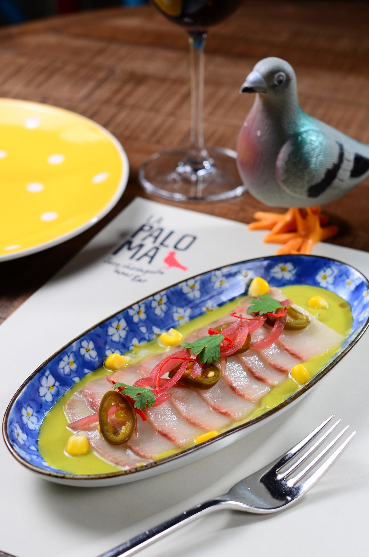 Kingfish Tiradito