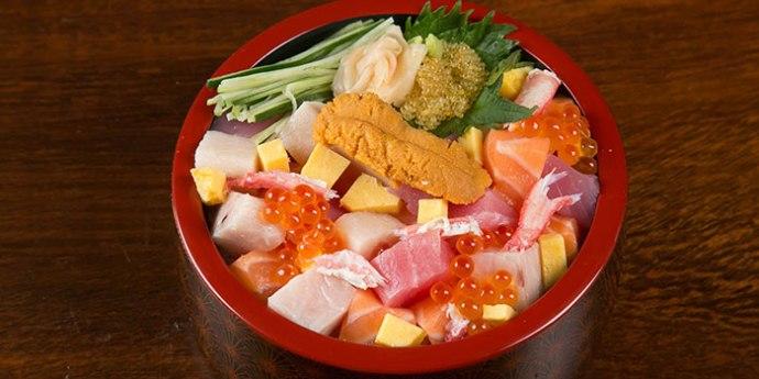 Tsukiji-Bara-Chirashi-Don