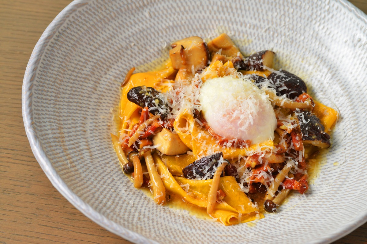 Hand Crafted Pappardelle
