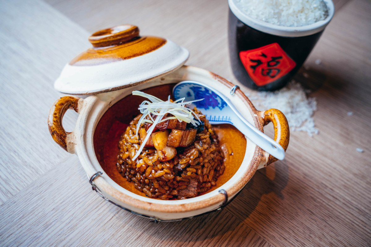 Taiwanese Pork Belly Risotto 1