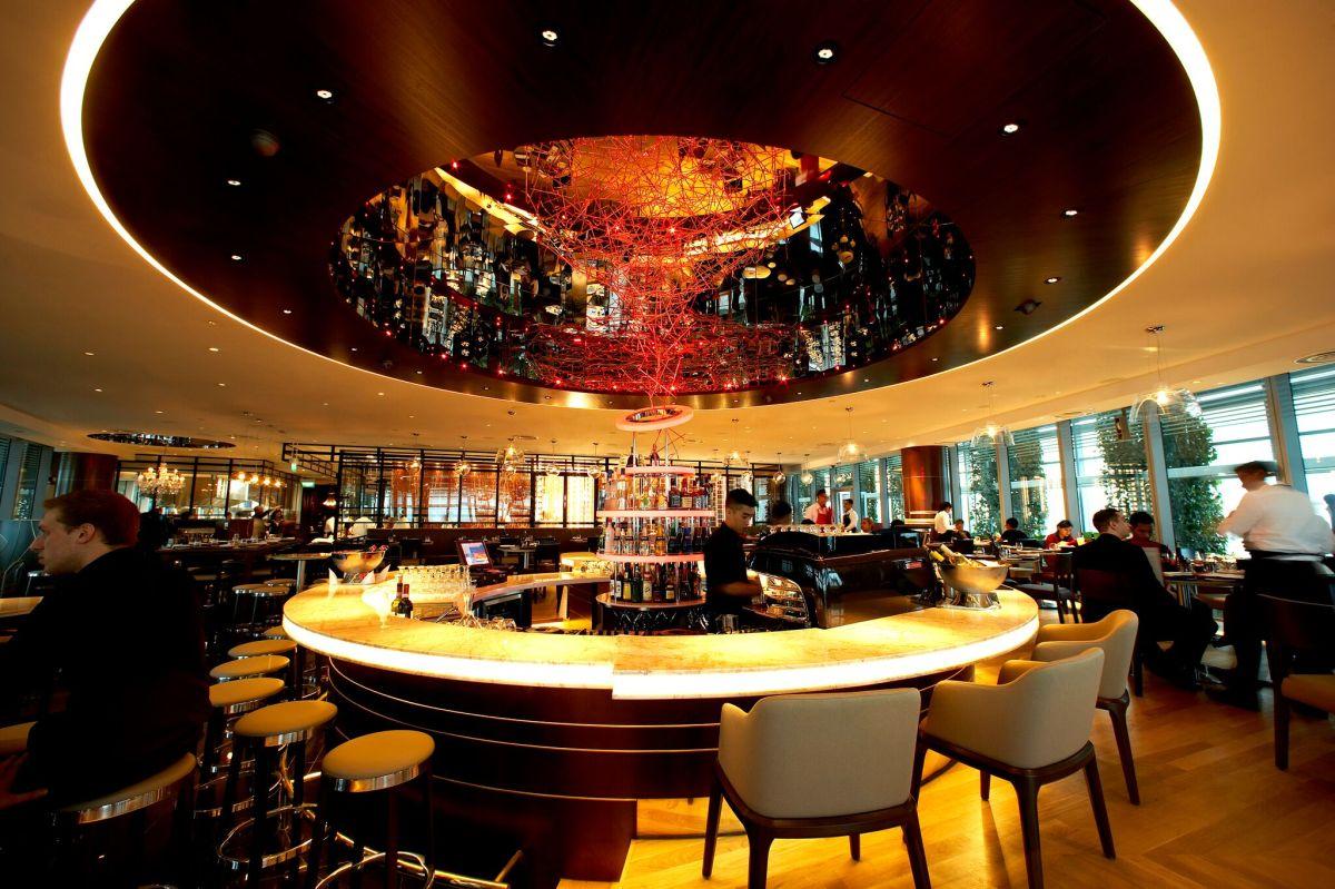 Zafferano Centre Bar